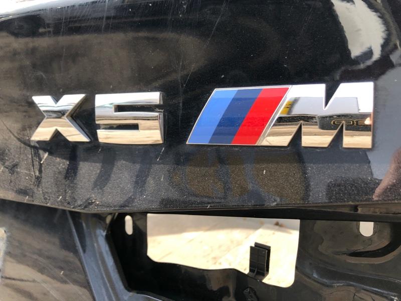 Эмблема Bmw X5 3.6 2015
