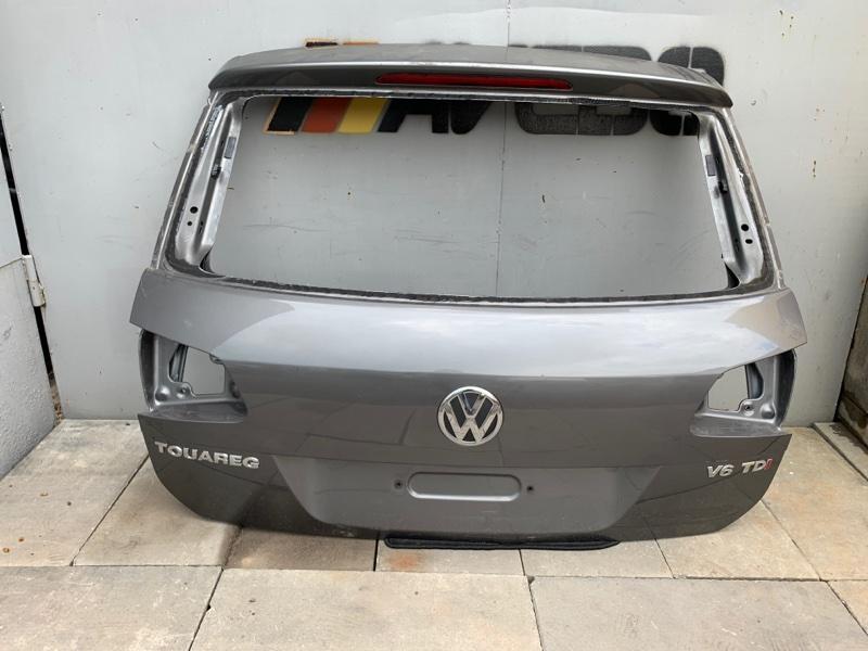 Крышка багажника Volkswagen Touareg NF CRC 3.0D 2014