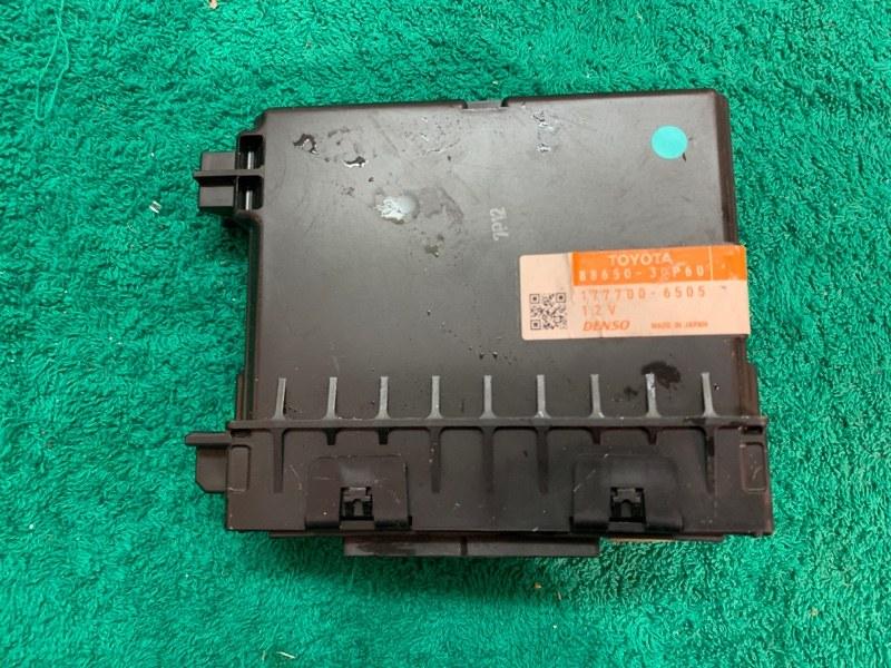 Блок управления климатом Lexus Gs 4 L10 4GR 2.5 2012