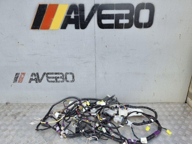 Проводка коса салона Lexus Gs350 2GR 2013 левая