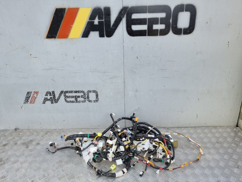 Проводка коса салона Lexus Gs350 2GR 2013 правая