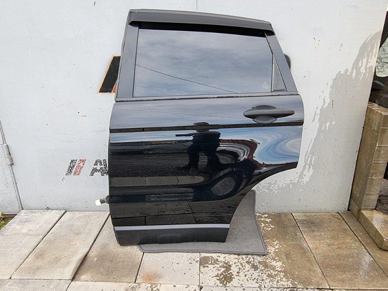 Дверь в сборе Honda Crv 3 B20B3 2008 задняя левая
