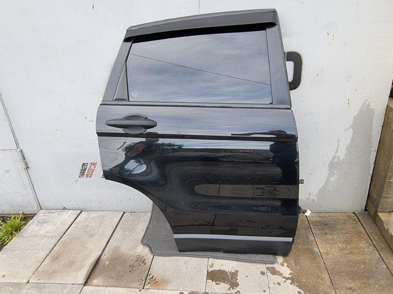Дверь в сборе Honda Crv 3 B20B3 2008 задняя правая