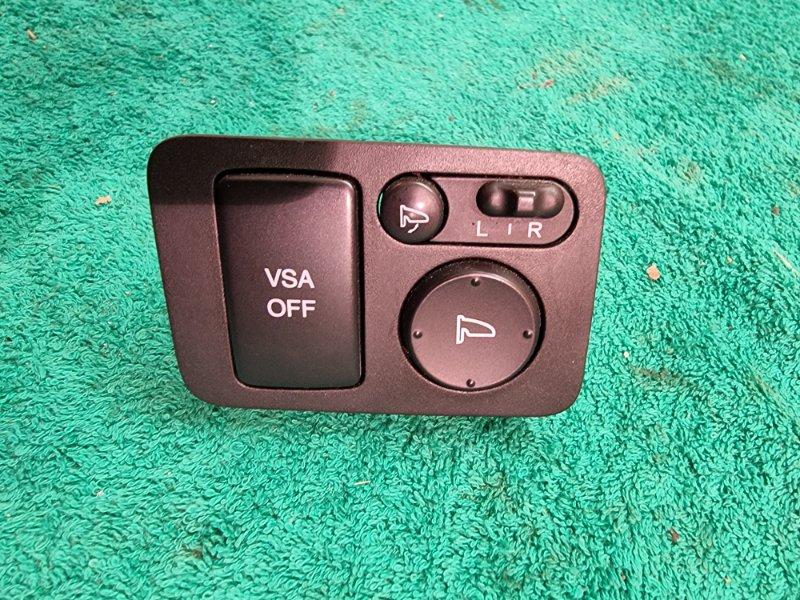 Блок кнопок много функциональная Honda Crv 3 B20B3 2008