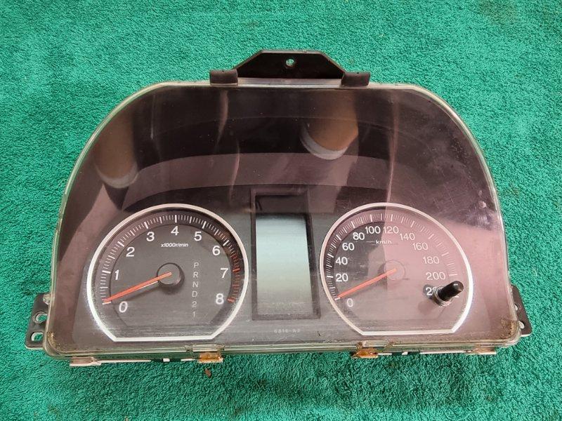 Панель приборов Honda Crv 3 B20B3 2008