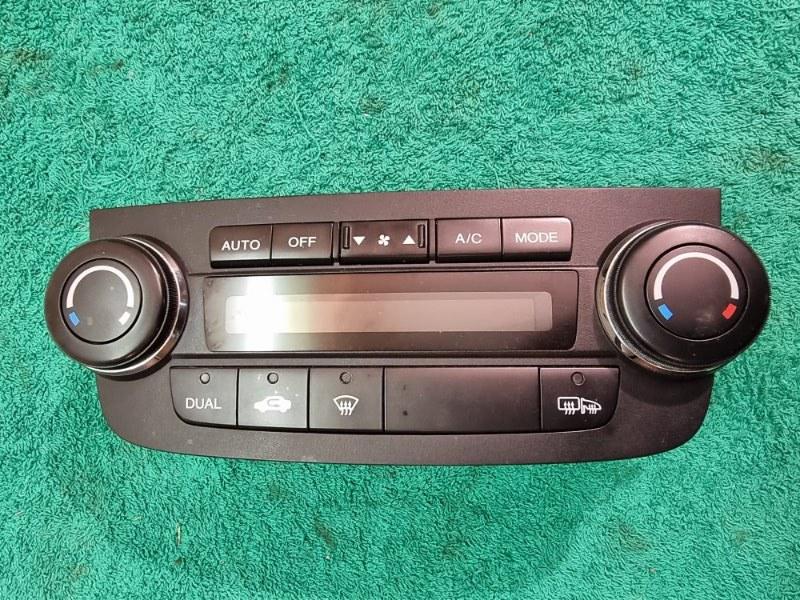 Блок управления климатом Honda Crv 3 B20B3 2008