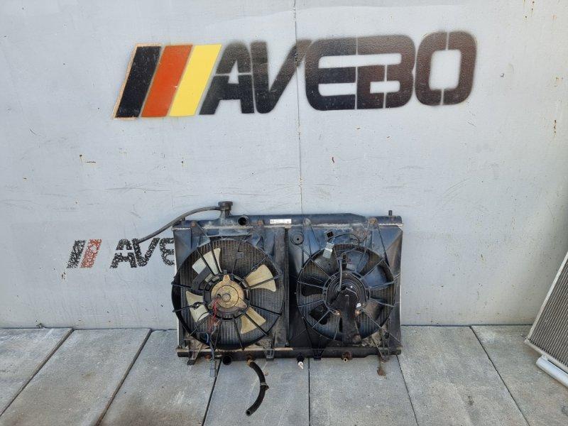 Кассета радиаторов в сборе Honda Crv 3 2.4 АКПП 2008