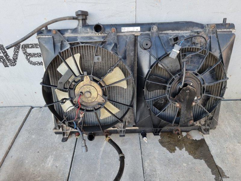 Вентилятор охлаждения Honda Crv 3 2.4 АКПП 2008
