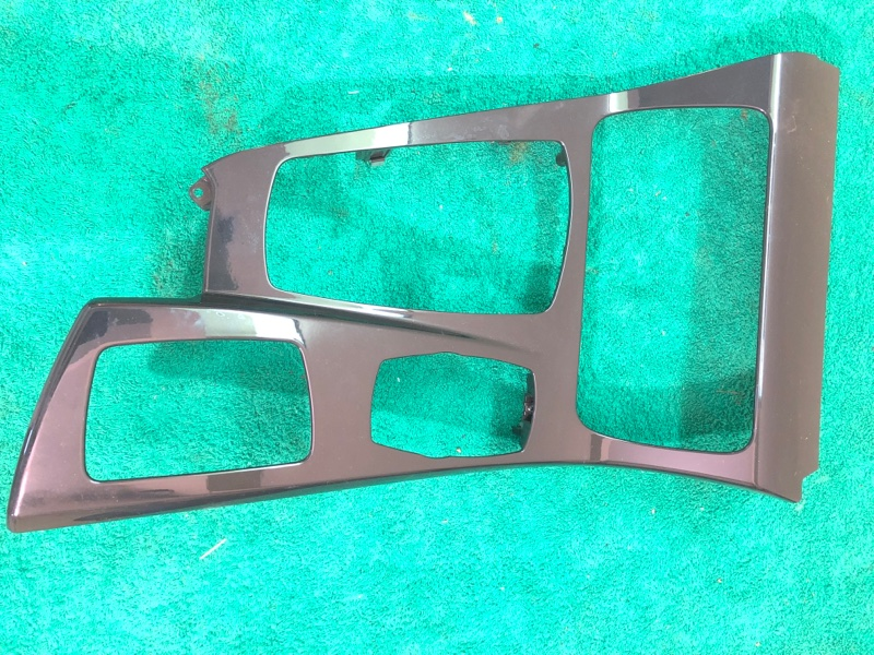 Накладка консоли Bmw 5-Series F10/F11 2.0 2013