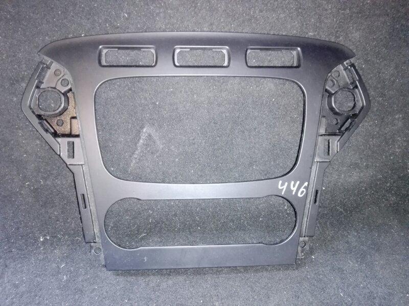 Рамка магнитолы Ford Mondeo 4 2010