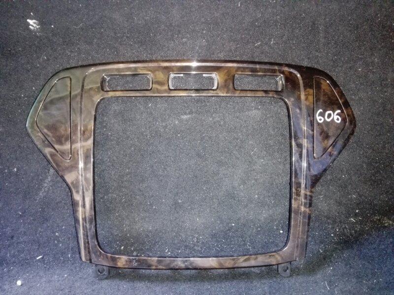 Рамка магнитолы Ford Mondeo 4 2007