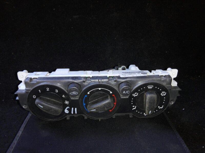 Блок управления кондиционером Ford Mondeo 4 2007