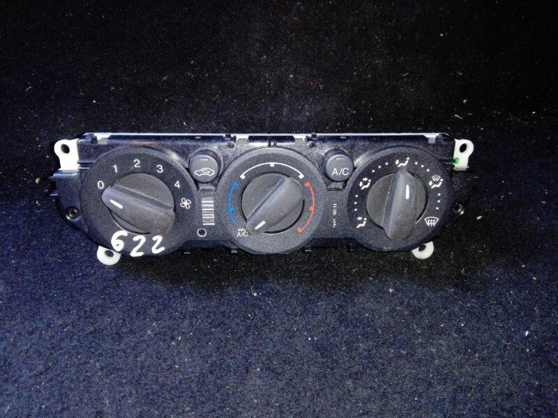 Блок управления кондиционером Ford Focus 3 2011
