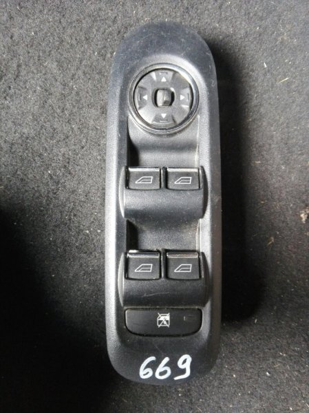 Блок управления стеклоподъемникми Ford Mondeo 4 2007