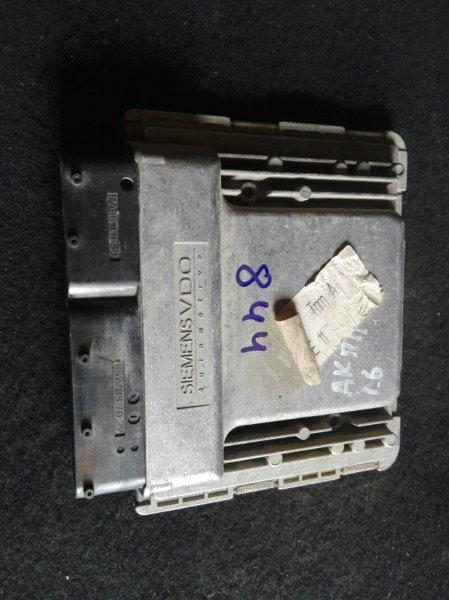 Блок управления акпп Ford Focus 2 2005