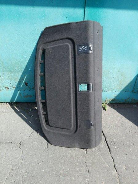 Полка багажника Ford Focus 3 СЕДАН 2011