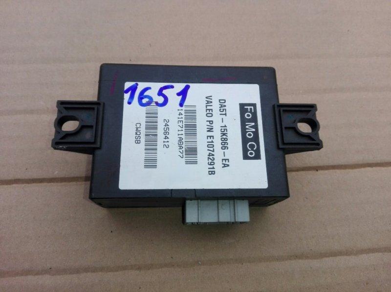 Блок управления парктрониками Ford Explorer 5 U502 3.5 TURBO 2013