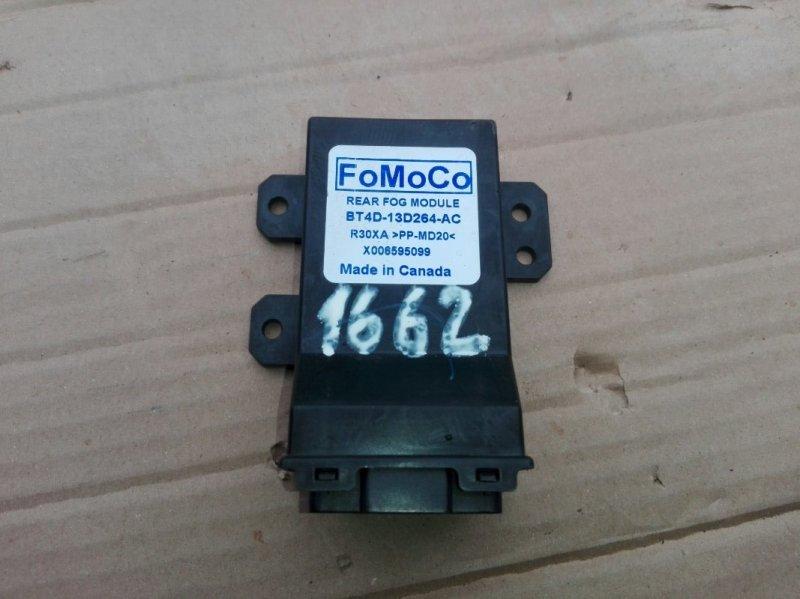 Блок управления задними птф Ford Explorer 5 U502 3.5 TURBO 2013