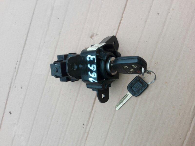 Личинка с ключом Ford Explorer 5 U502 3.5 TURBO 2013