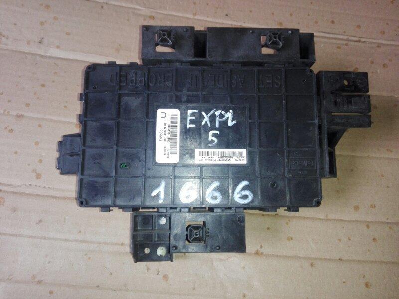 Блок предохранителей салонный Ford Explorer 5 U502 3.5 TURBO 2013