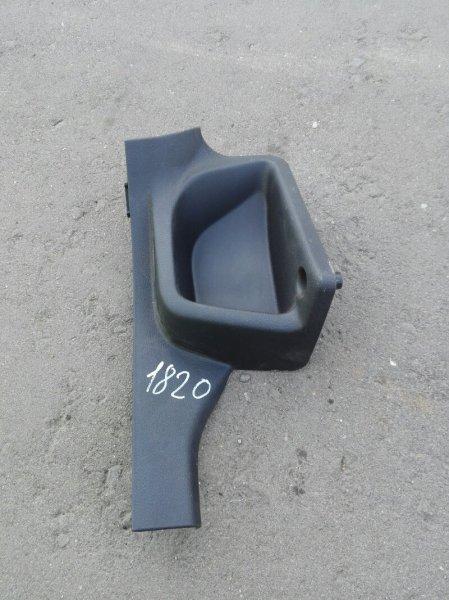 Накладка порога внутренняя Ford Focus 3 2011 задняя правая