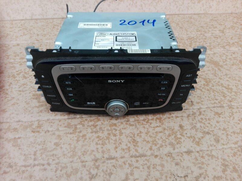 Магнитола Ford Galaxy CD340 2.0 ДИЗЕЛЬ QXWA 2009