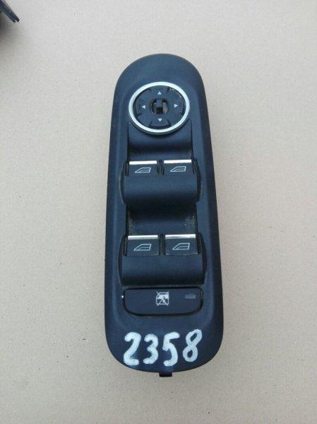Блок управления стеклоподъемникми Ford Mondeo 4 BD 2.3 SEBA 2009