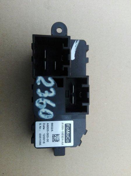 Резистор печки Ford Focus 3 CB8 1.6 PNDA 2014