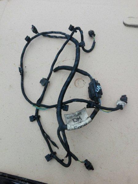 Проводка заднего бампера Ford S-Max WS 2.3 SEWA 2008