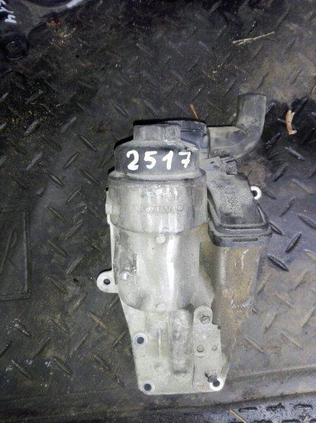 Корпус масляного фильтра Ford Kuga 1 CBV 2.5 ТУРБО HYDB 2010