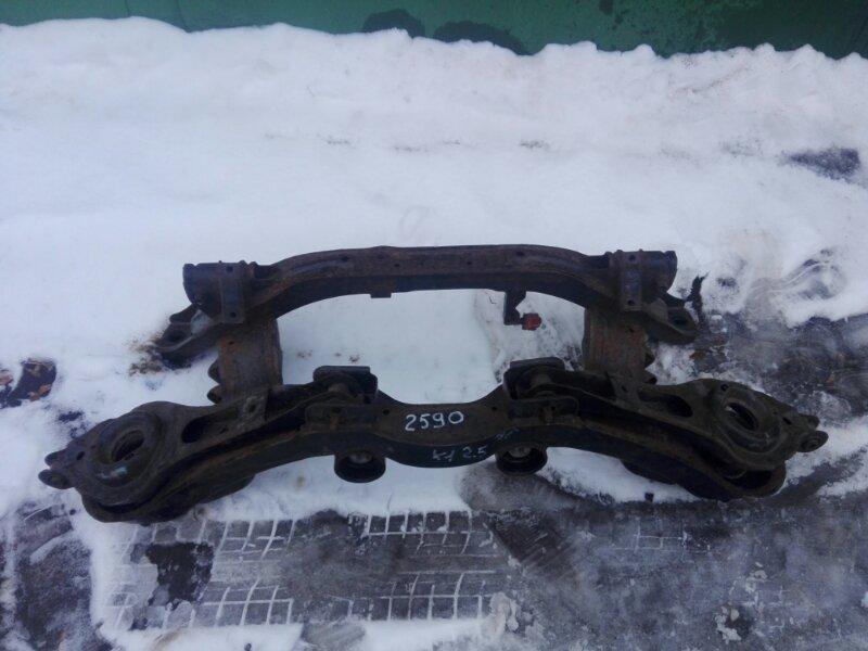 Балка подвески Ford Kuga 1 CBV 2.5 ТУРБО HYDB 2010 задняя