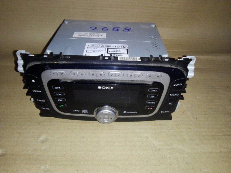 Магнитола Ford Mondeo 4 BE 2.0 ДИЗЕЛЬ AZBA 2008