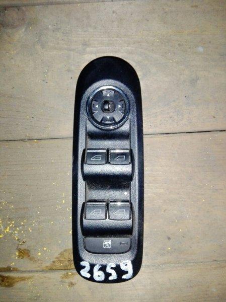 Блок управления стеклоподъемникми Ford Mondeo 4 BE 2.0 ДИЗЕЛЬ AZBA 2008