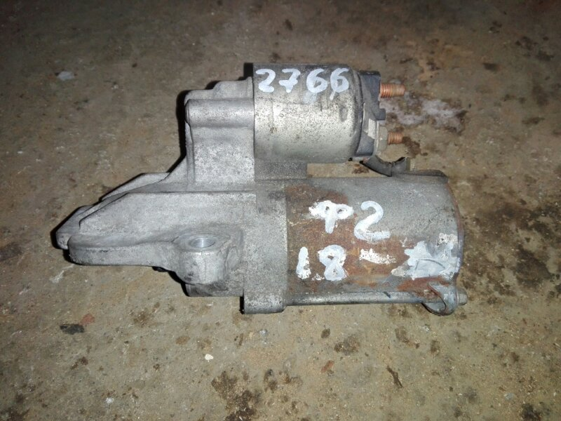 Стартер Ford Focus 2 1.8 2005