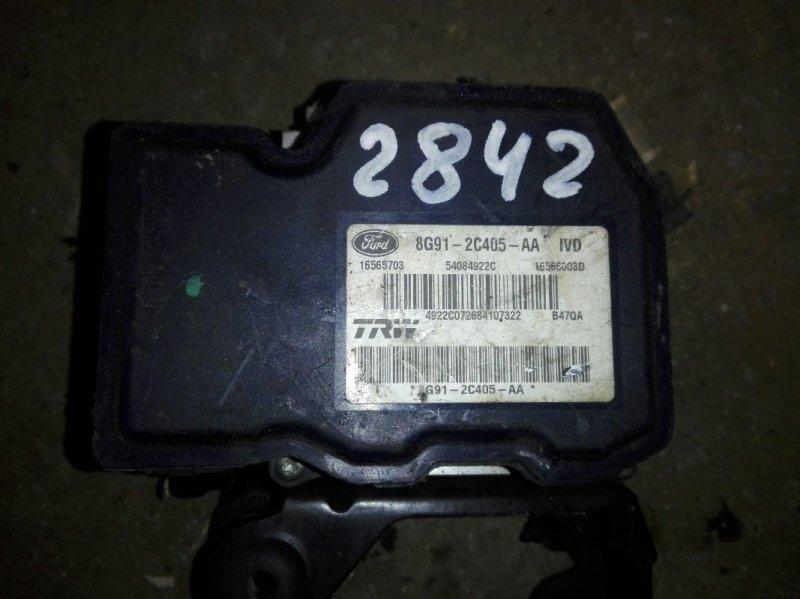 Блок abs Ford Mondeo 4 2007