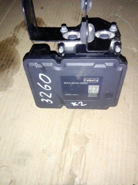 Блок abs Ford Kuga 2 CBS 1.6 ЭКОБУСТ JTMA 2013