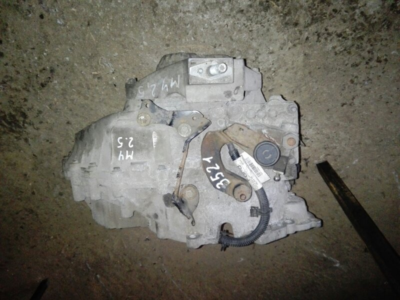 Мкпп Ford Mondeo 4 2.5 2007
