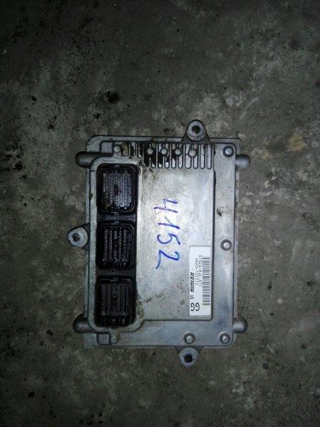 Блок управления двигателем Honda Ridgeline 3.5 2007