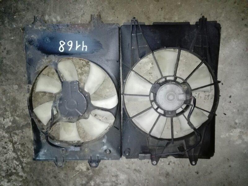 Вентилятор радиатора Honda Ridgeline 3.5 2007
