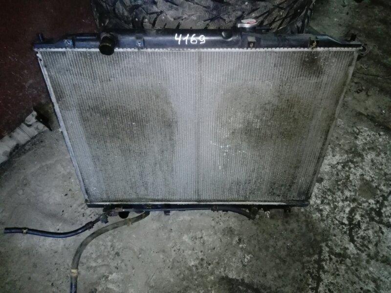 Радиатор двигателя Honda Ridgeline 3.5 2007
