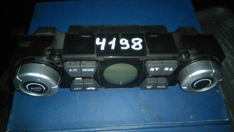 Блок управления климат-контролем Honda Ridgeline 3.5 2007