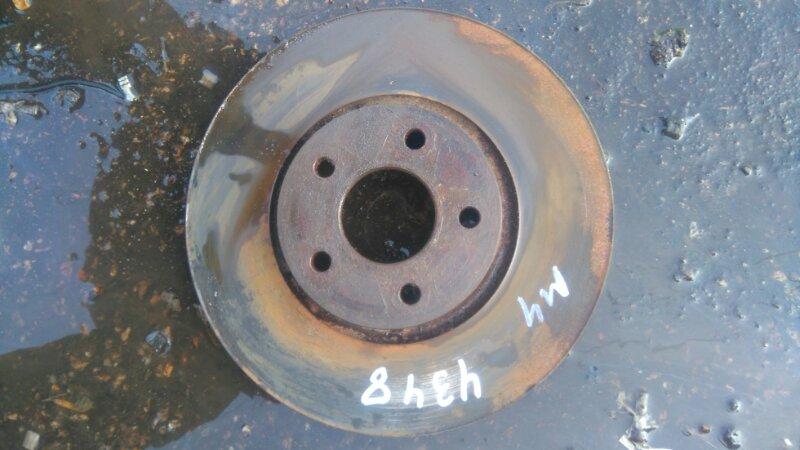 Тормозной диск Ford Mondeo 4 BD 2.3 2013 передний