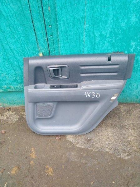 Обшивка двери Honda Ridgeline 3.5 2007 задняя правая