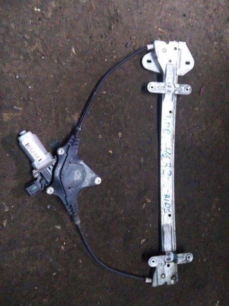 Стеклоподъемник Honda Ridgeline 3.5 2007 задний правый