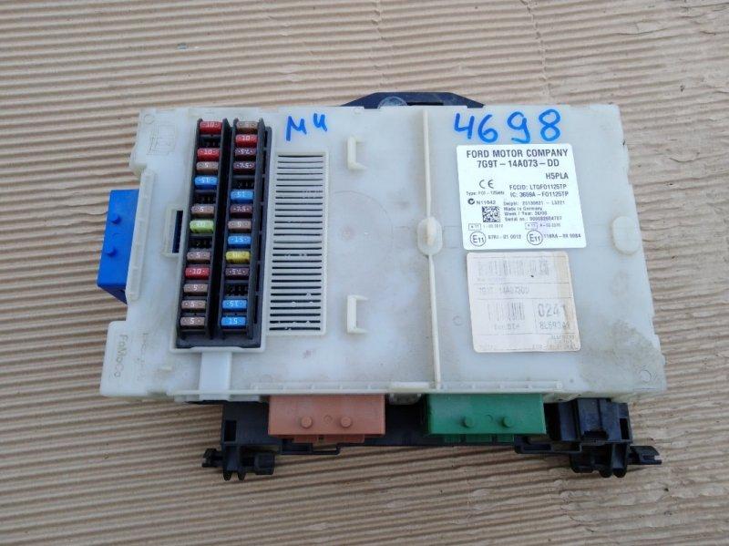 Блок предохранителей салонный Ford Mondeo 4 BD 2.3 SEBA 2009