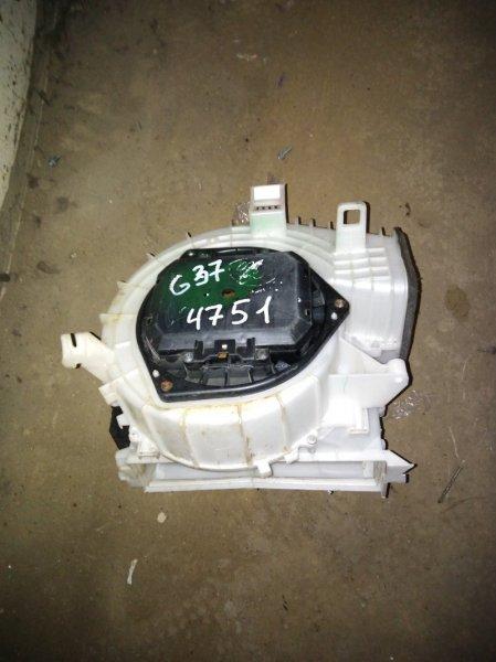 Мотор печки Infiniti G37 СЕДАН 3.7 2011