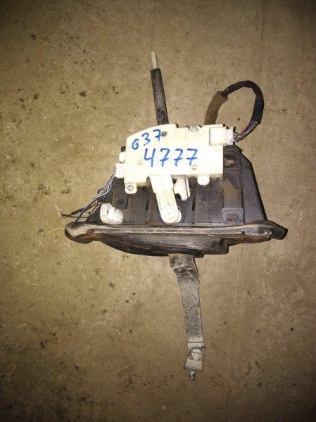 Селектор акпп Infiniti G37 СЕДАН 3.7 2011