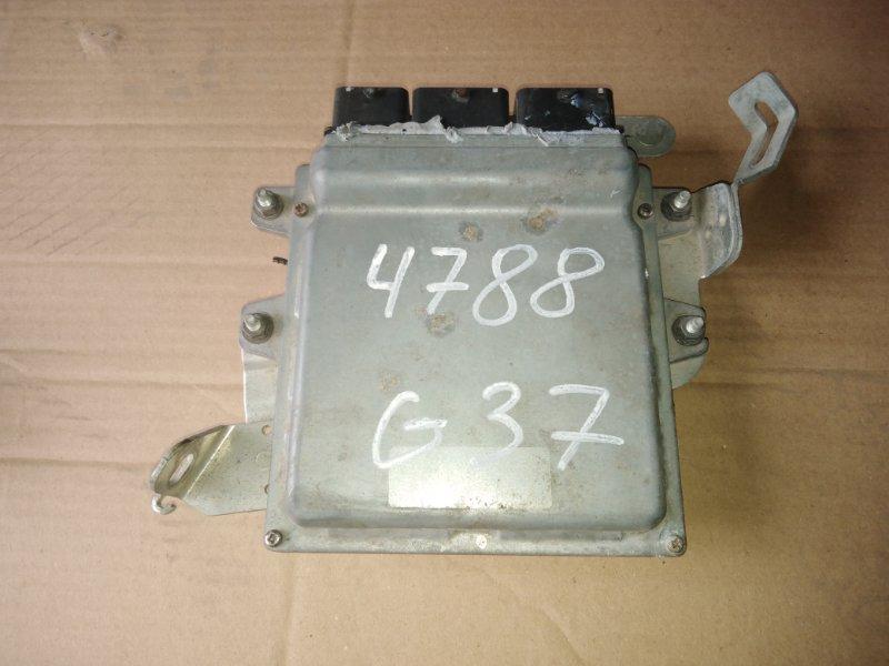 Блок управления двигателем Infiniti G37 СЕДАН 3.7 2011