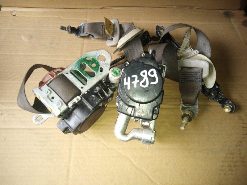 Ремень безопасности Infiniti G37 СЕДАН 3.7 2011 передний