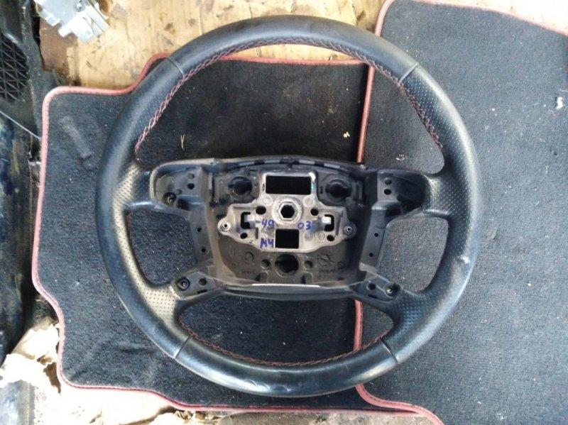 Руль Ford Mondeo 4 BE 2.0 ЭКОБУСТ 2011
